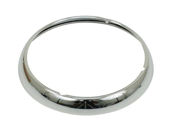 "7"" Replacement Chrome Outer Rim for Baja Housing (Each)"