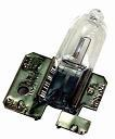 Replacement Halogen Bulbs - H2 12V 100W Bulb, Each