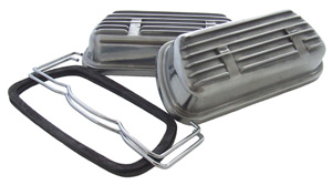 Clip-On Valve Covers, (set)