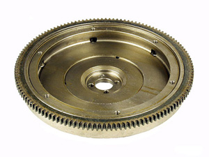 Flywheel, 200mm/12-Volt/130 Teeth, 1300cc-1600cc
