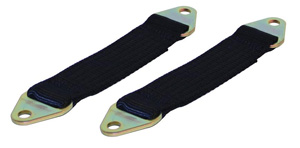 "Crow Limit Straps - 15"" (Pair)"
