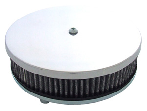 "Stock Air cleaner 1 3/4"" tall"