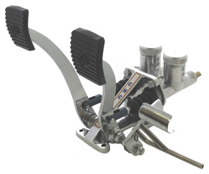 CNC Hydraulic Pedal Package